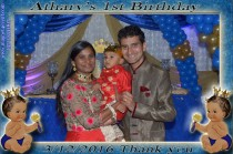Atharv's Birthday party