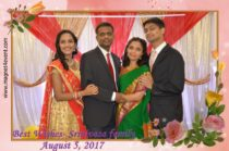 Srinivasa Family Sweet 16