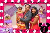 Anika Birthday party
