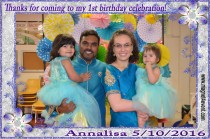 Annlisa Birthday Party