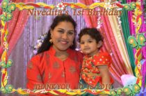 Nivedita's Birthday Party